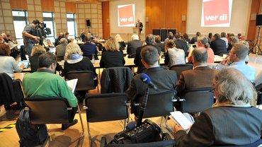 Tagung Mitbestrimmung und Transparenz