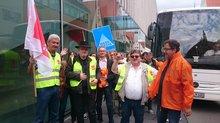 Streiks in den Redaktionen bayerischer Tageszeitungen