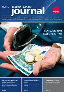 Bund und Länder Journal (01/2016)