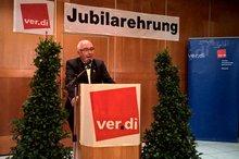 Jubilarehrung 2016 des Ortsverein Weiden und Region