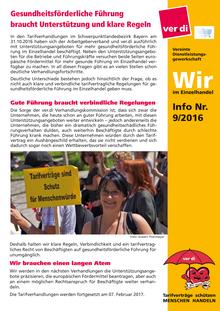 WIR im Einzelhandel (09/2016)