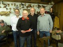 Jubilarehrung 2016 des Ortsverein Sulzbach-Rosenberg