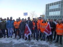Tarifrunde ÖD der Länder 2017: Warnstreiks am 14.02.2017 in der Oberpfalz
