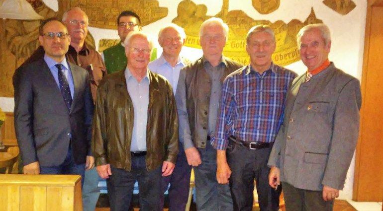 Seniorenausschuss gratuliert zum Jubiläum