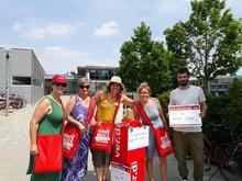 ver.di informiert über Rentenpolitik an der OTH Regensburg