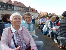 ver.di Senioren zum Herbstausflug in Bamberg
