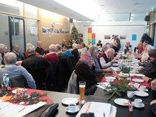 Jahresabschlussveranstaltung der ver.di-SeniorInnen von Post, Telekom und Logistik