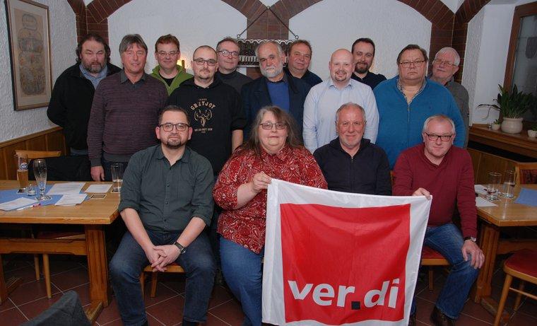 Vorstand des Ortsverein Sulzbach-Rosenberg