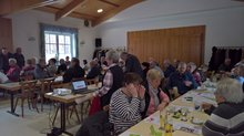Organisationswahlen der Seniorinnen-/Seniorengruppe Betriebsgruppe Regensburg