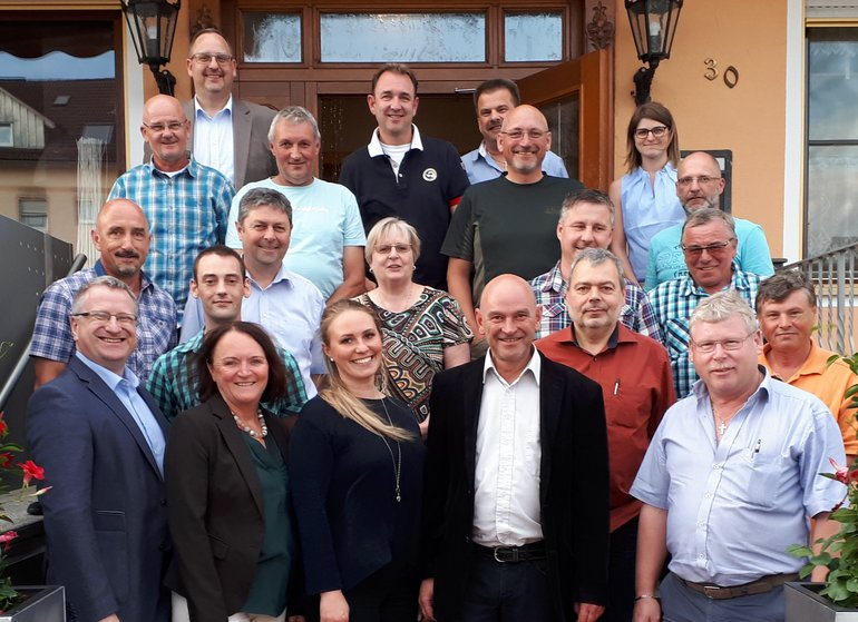 ver.di Fachbereich Ver- und Entsorgung wählt Vorstand neu