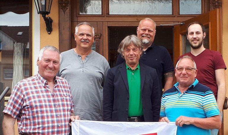 Vorstand des Ortsverein Schwandorf