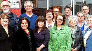 Vorstand des Ortsverein Regensburg