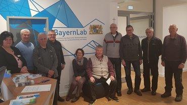 ver.di Senioren Oberpfalz im BayernLab Wunsiedel