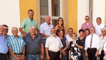 ver.di Ortsverein West ehrt langjährige Gewerkschaftsmitglieder für ihre Treue und Solidarität