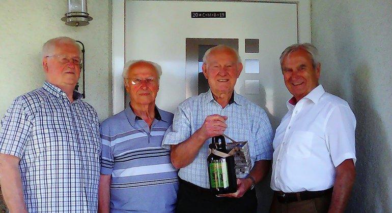 Günther Krist zum 85. Geburtstag