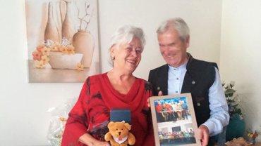 Marianne Kellner und Manfred Haberzeth