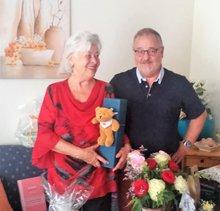 Marianne Kellner und Udo Hartl