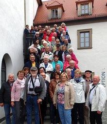 Herbstfahrt der ver.di Senior*innen Oberpfalz