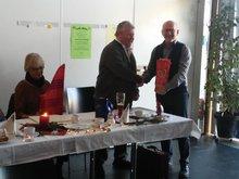 Traditionelle Weihnachtsfeier der Senioren von Post, Telecom und Logistik Oberpfalz