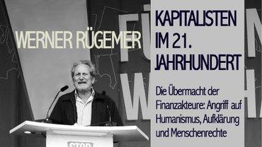 Politischer Aschermittwoch in Regensburg: Kapitalisten im 21. Jahrhundert
