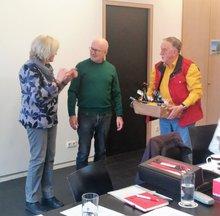 Senior*innen PSL Oberpfalz: Führungswechsel und Stabübergabe
