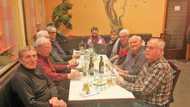 ver.di Seniorenstammtisches in Grafenwöhr