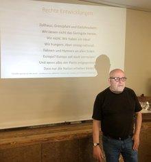 Senior*innen Oberpfalz: Bildungsarbeit verstärken