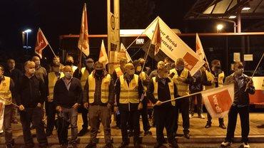 Tarifrunde 2020: Streiks am 25.09.2020