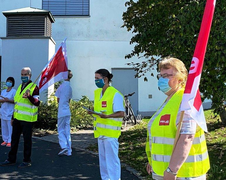 Aktionstag in Kemnath am 29.09.2020