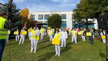 Aktionstag am Klinikum St. Marien in Amberg