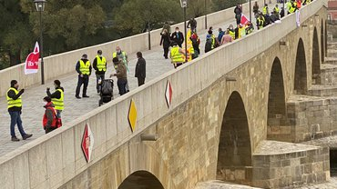 Aktionstag in der Oberpfalz am 19.10.2020