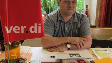 Markus Nickl (KAB Diözesansekretär)