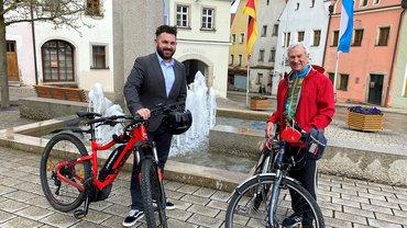 Traditionelle Radtour der Ver.di Senioren zur Stadt Neustadt