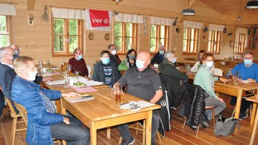 ver.di Senioren beraten Programm für 2021