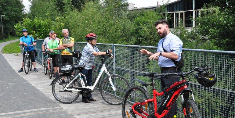 Radtour 2021 der ver.di Seniorinnen und Senioren Oberpfalz am 22.07.2021