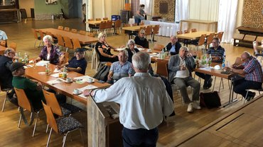 Tagung der Senior*innen Oberpfalz am 28.07.2021